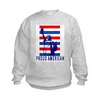 PROUD AMERICAN Kids Sweatshirt