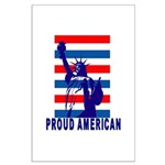 PROUD AMERICAN Large Poster