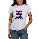 PROUD AMERICAN Women's T-Shirt