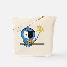 trick or tweet Tote Bag