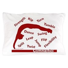 Gymnastics Pillow Case
