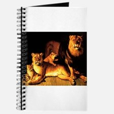 The Lion Family Journal