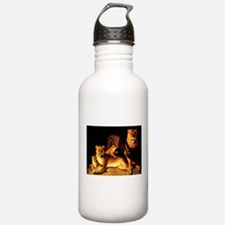 The Lion Family Water Bottle