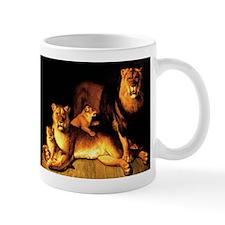 The Lion Family Mug
