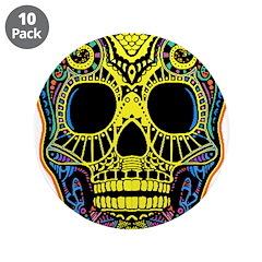 Colorful skull 3.5