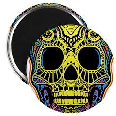 Colorful skull 2.25