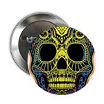 Colorful skull 2.25