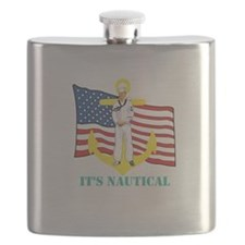 Its Nautical Flask