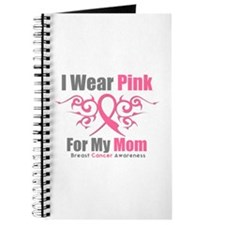 Pink Ribbon Tribal - Mom Journal