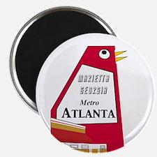 """Atlanta 2.25"""" Magnet (100 pack)"""