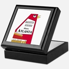 Atlanta Keepsake Box
