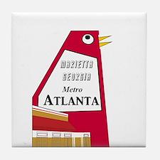Atlanta Tile Coaster