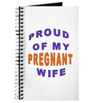PROUD OF MY PREGNANT WIFE Journal