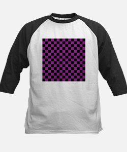 Large Simple Check Tee