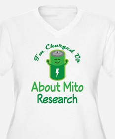 Mito Research Battery T-Shirt