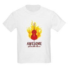 Awesome At Double Bass T-Shirt