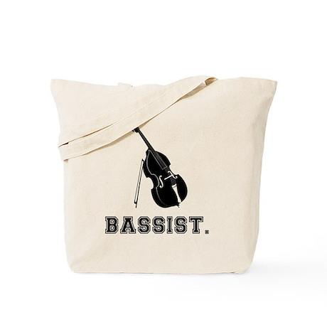 Bassist Tote Bag