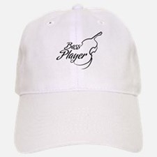 Bass Player Baseball Baseball Cap