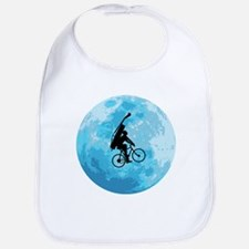 Cycling In Moonlight Bib