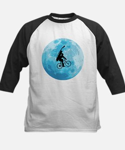 Cycling In Moonlight Tee