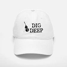 Dig Deep Baseball Baseball Cap