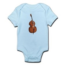 Double Bass Infant Bodysuit