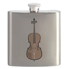 Double Bass Flask
