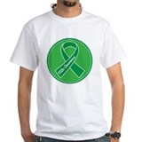 Mitochondrial disease Mens Classic White T-Shirts