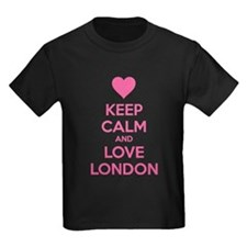 Keep calm and love london T