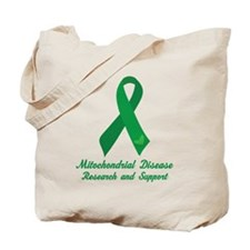 Mitochondrial Disease Support Tote Bag