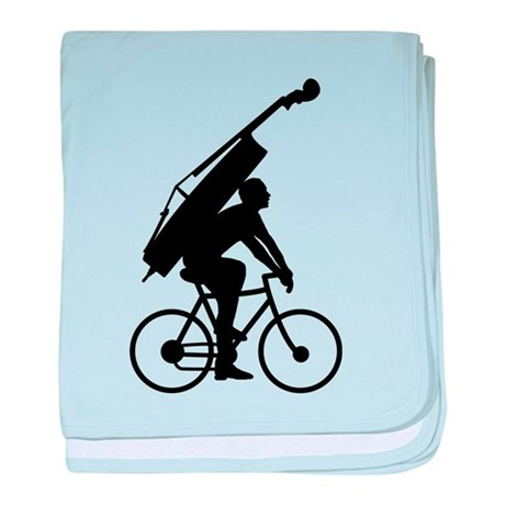 Cycling baby blanket