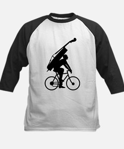Cycling Kids Baseball Jersey