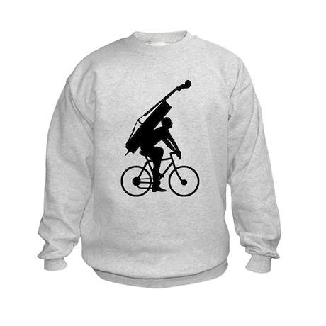Cycling Kids Sweatshirt
