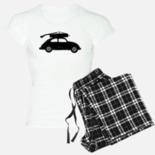 Double Bass On Car Pajamas