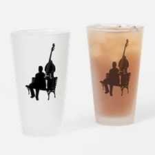 Waiting Drinking Glass