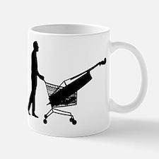 Double Bass Shopper Mug