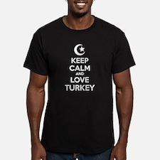 Keep calm and love turkey T