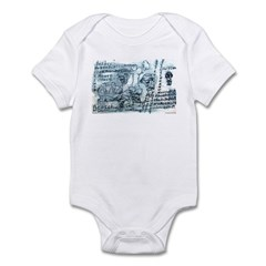 johnmtshirt.jpg Infant Bodysuit