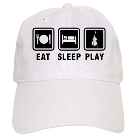 Eat Sleep Play Cap