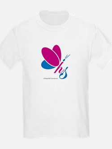 Hopeful Survivors Butterfly T-Shirt