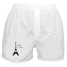 J'adore la France Boxer Shorts