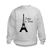 J'adore la France Sweatshirt