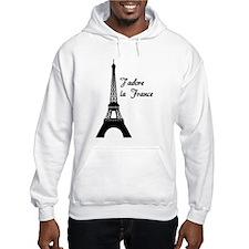 J'adore la France Hoodie