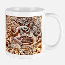 Angkor Wat Stone Sculpture Mug