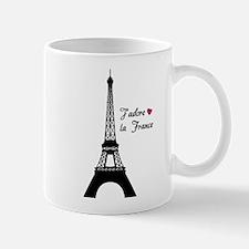 J'adore la France Mug