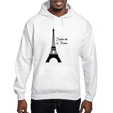 J'adore la France Jumper Hoody
