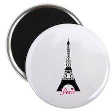 """J'adore la France 2.25"""" Magnet (10 pack)"""