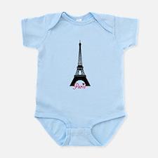 J'adore la France Infant Bodysuit