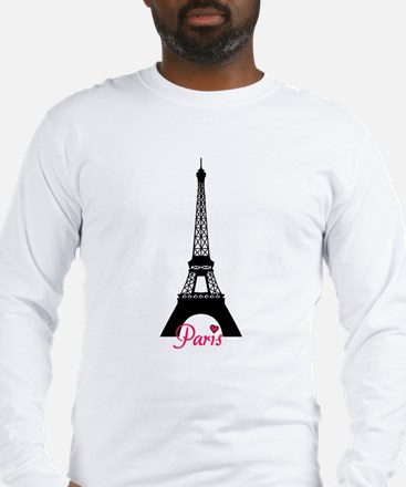 J'adore la France Long Sleeve T-Shirt