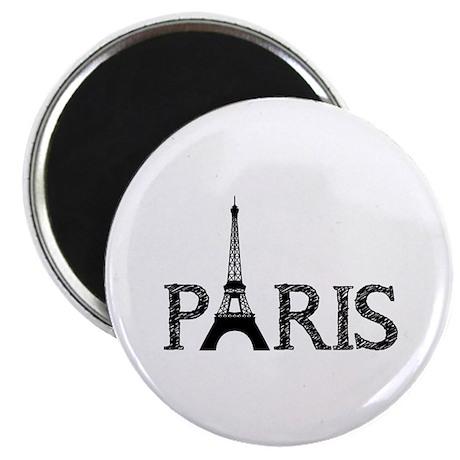 """Paris 2.25"""" Magnet (100 pack)"""